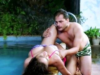 Bhabhi Ka Swiming Entice Matter II Hot Unanticipated Layer