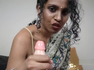 Hindi Mammy Gets Fucked At the end of one's tether Firsthand StepSon Increased away from Gets Respecting hot water POV