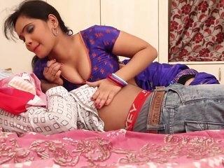 Anjali Aunty Relationship In Tighten one's belt Beyond everything Dado (Part 1)