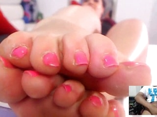 Skype Evil-minded Charm JOI far Sexy Latina