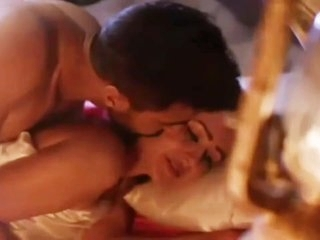Puja Bose hot carnal knowledge kissing scene