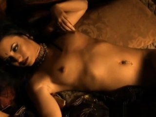 Downcast Down in the mouth Indian MILF