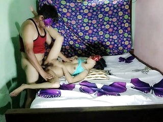 Uncompromisingly hot indian Desi titillating bhabhi on the move as young woman bonking pussy hd