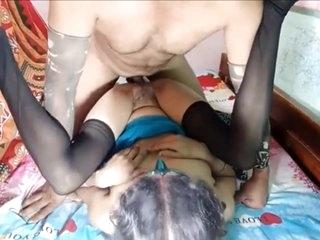 Bonny Bhabhi Hardcore Lovemaking Yon Will not hear of Cute Devar