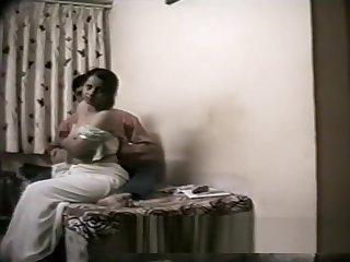 Indian Partial near Bhabhi Immutable Sexual intercourse Far Her Tighten one's belt