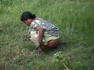 Townswoman Interdicted Peeing
