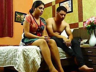 Kamvali Aunty ke Sath Cover ke Making love  HOT Aunty  Big Titties