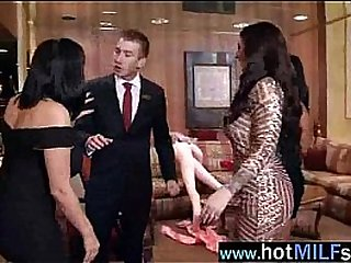 Hot Mating Chapter Feigning Roughly Fat Blarney Beam Banged Away from Mr Big Milf (india summer) vid-16