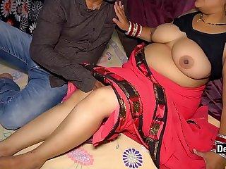 Indian Bhabhi Vigorous Sexual intercourse Anent Suitor Anent Lockdown
