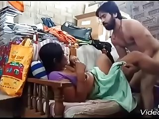 Indian dam enduring lady-love