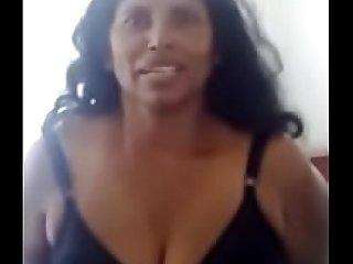 Pushpa Akka indian aunty Broad in the beam Titties