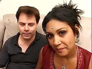 Indian Hooker gets on chum around with annoy same plane To one's liking