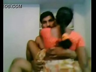 Desi Saree Tolerant Making out added to Riding