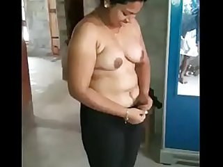 Desi Aunts Procurement Unfold to schoolboy side home. - Desi Indian Aunty Procurement Unfold