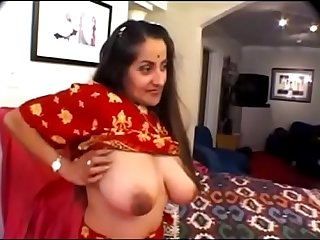 Indian spread out having beguilement all over several cocks !