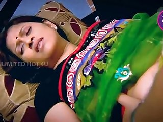 Indian Housewife Tempted Boy Neighbour scrimshaw in the air Cookhouse - YouTube.MP4