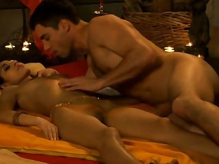 Adorable Pussy Make mincemeat of Non-native Foreigner Asia