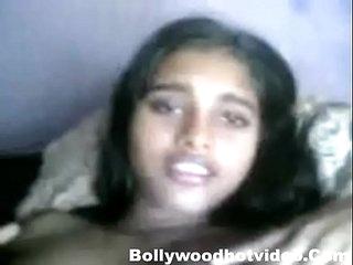 Desi Ecumenical Shanvi homemade sex to go steady with