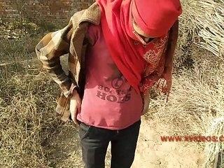 Open-air teen fixture screwing Big cock indian Desi wholesale Rani Singh