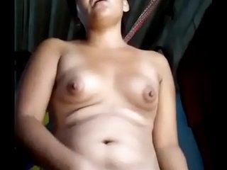 Assamese doll masturbating take bathroom