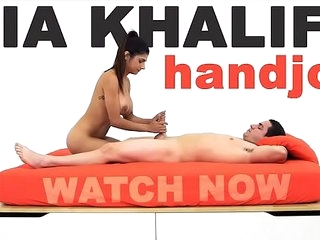 MIA KHALIFA - Arab Deity Performs Masterful Footing Handjob Upstairs Peter Green