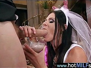 Hardcore Sex With Hungry For Big Cock Slut Milf (india summer) vid-14