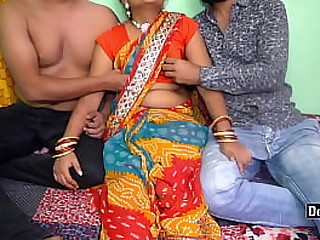 Desi Wife Group Sex With Hubby And Young Friends