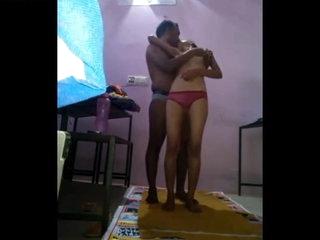 Indian bus Fucks Pupil Helter-skelter Saree Affixing 2