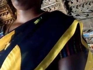 telgu Desi hindu randi bhabhi ki jackstaff mean chuchi