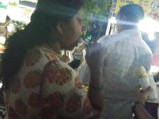 Indian Aunty Seducing(Part 2)